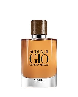 Giorgio Armani Acqua di Gio Absolu Eau de Parfum 2.5 oz.