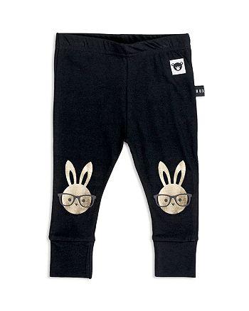 Huxbaby - Girls' Bunny Leggings - Baby