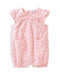 Absorba Girls' Cotton Eyelet Romper - Baby - Bloomingdale's_0