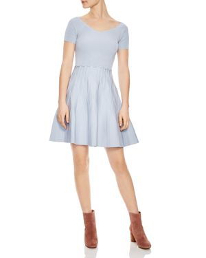 Sandro Meissa Fit-and-Flare Dress 2823936