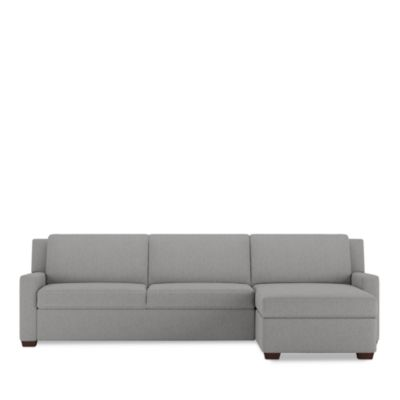 Lex 2-Piece Left Arm Sitting Sleeper Sofa - 100% Exclusive