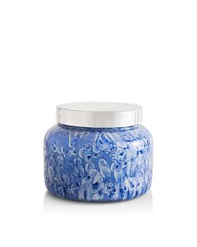 Capri Blue - Blue Jean Jumbo Watercolor Jar Candle