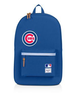 HERSCHEL SUPPLY CO. Heritage Chicago Cubs Backpack - Blue