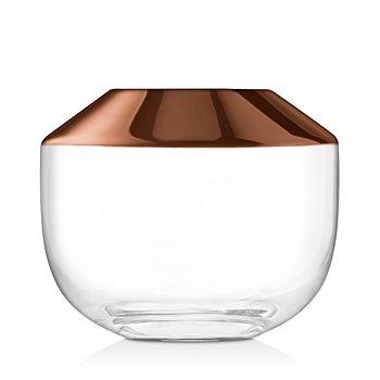 LSA - Space Copper Rose Vase - 100% Exclusive