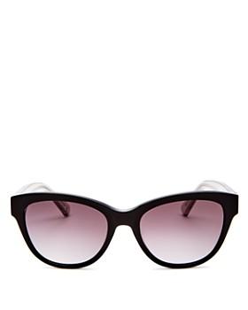 Longchamp - Women's Heritage Family Square Sunglasses, 52mm