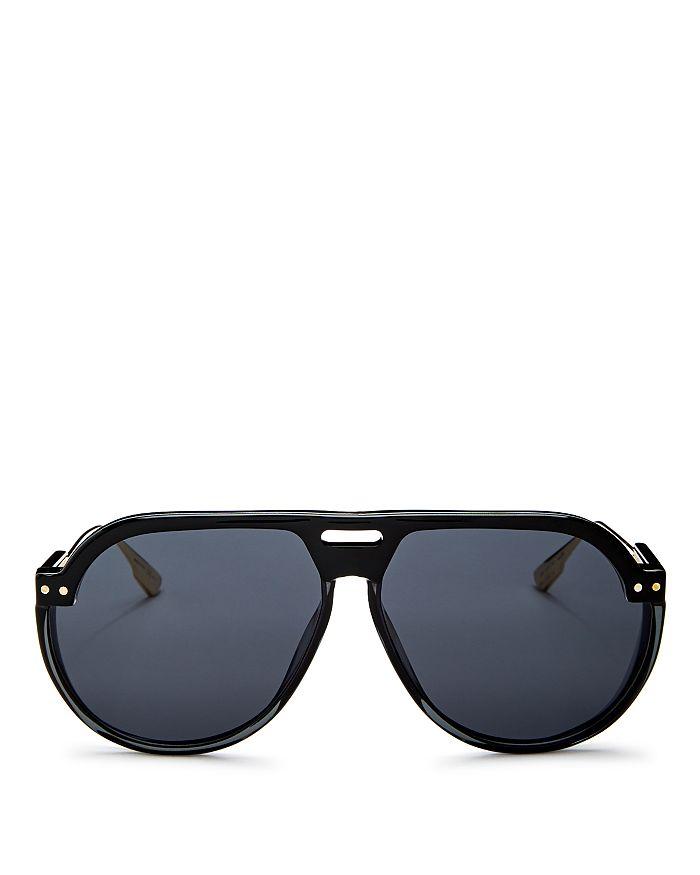 6f6c2a6ea Dior Women's Club 3 Aviator Sunglasses, 61mm | Bloomingdale's