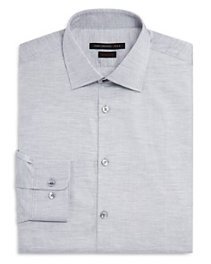 John Varvatos Star USA - Solid Jersey Regular Fit Dress Shirt