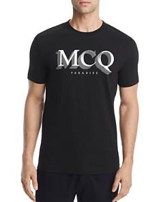 McQ Alexander McQueen McQ Logo Crewneck Tee - Bloomingdale's_0