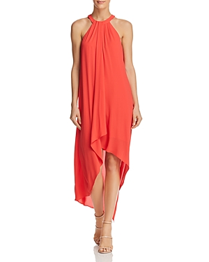 Bcbgmaxazria Lanna Draped High/Low Dress - 100% Exclusive