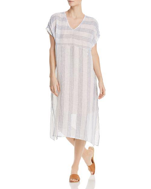 Eileen Fisher - Organic Linen Caftan Dress
