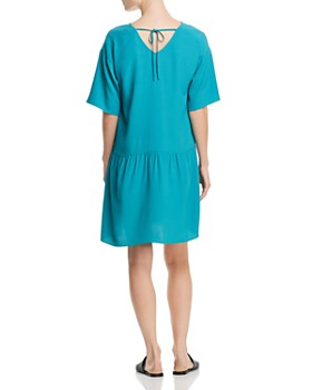 Eileen Fisher Petites - Drop Waist Dress