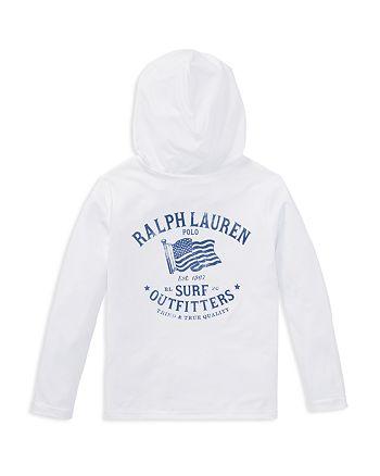 Ralph Lauren - Boys' Swim Shirt Cover-Up - Little Kid