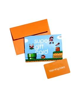 Bloomingdale's - Super Gift Card