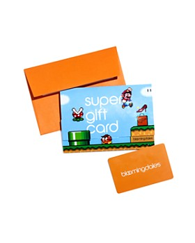 Bloomingdale's - Super Gift Card