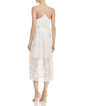 Elliatt - Concert Embroidered Chiffon Dress