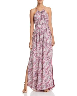 NAOMI HALTER MAXI DRESS from Bloomingdale's
