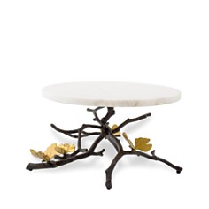 Michael Aram Butterfly Ginkgo Cake Stand - Bloomingdale's_0