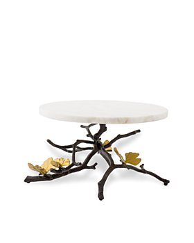 Michael Aram - Butterfly Ginkgo Cake Stand