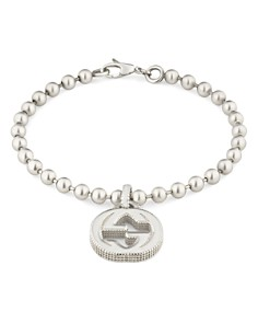 Gucci Interlocking G Ball Chain Bracelet - Bloomingdale's_0