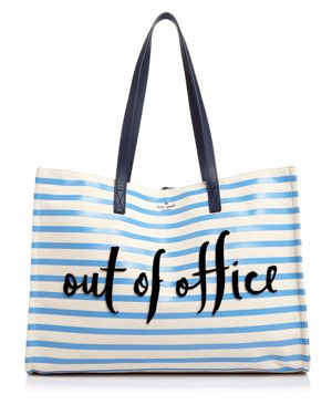 kate spade new york California Dreaming Out Of Office Beach Tote 2955755