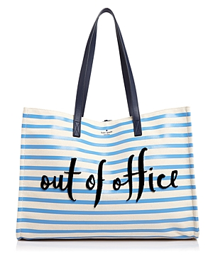 kate spade new york California Dreaming Out Of Office Beach Tote