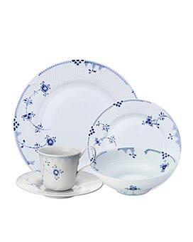 Royal Copenhagen - Blue Elements Dinnerware