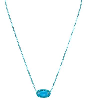 Kendra Scott - Elisa Matte Necklace, 15""