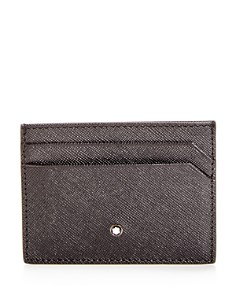 Montblanc Sartorial Embossed Leather Card Case - Bloomingdale's_0