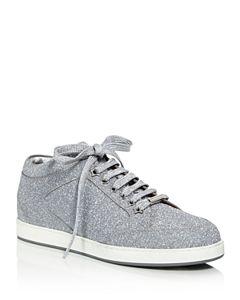 2c9b4463f50 Women s Eve Glitter Suede Lace Up Platform Espadrille Sneakers. Even More  Options (5). Jimmy Choo. Jimmy Choo.  625.00. Tretorn