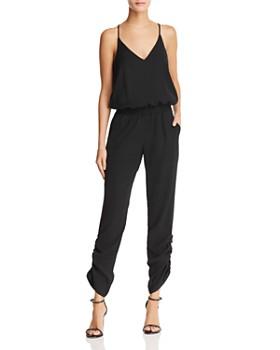 Black Jumpsuit Bloomingdales