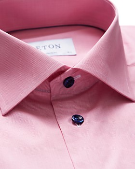 Eton - Solid Regular Fit Dress Shirt