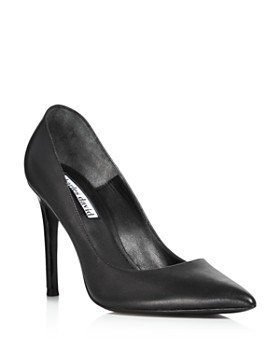 0db336882 Charles David - Women's Caleesi Leather Pointed Toe High-Heel Pumps ...