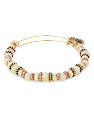 Sunlight Horizon Beaded Bangle