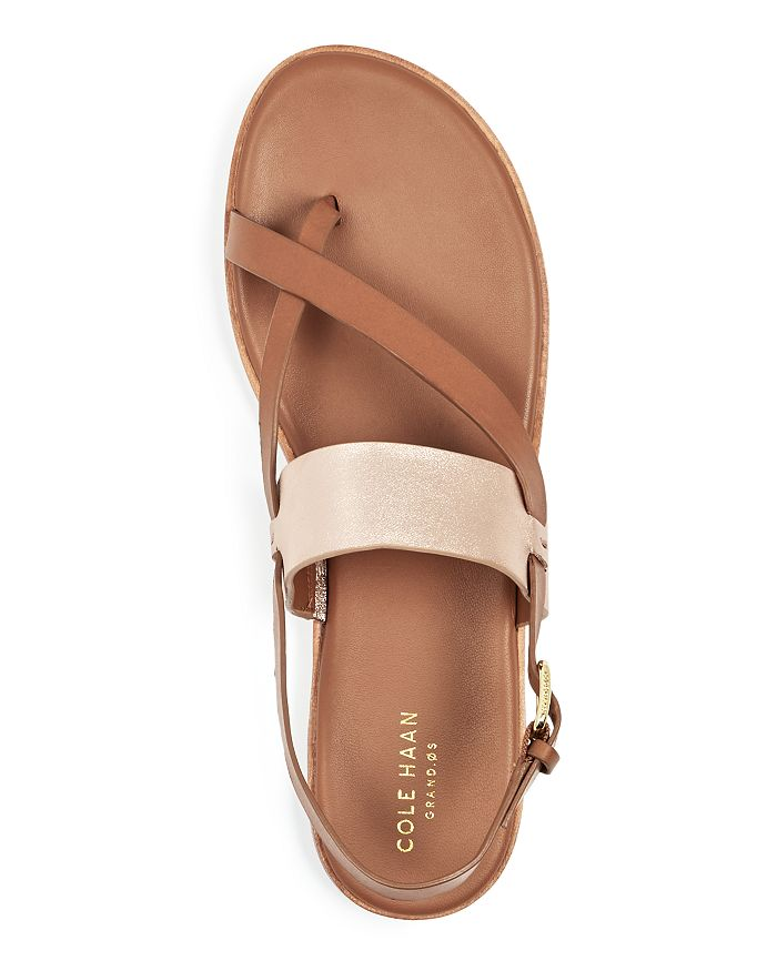 5ce28ad1555 Cole Haan - Women s Anica Leather Thong Sandals