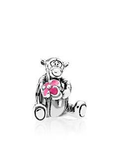 PANDORA Sterling Silver Disney Tigger Charm - Bloomingdale's_0