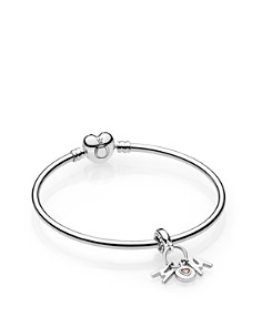 PANDORA - Perfect Mom Charm Bangle Bracelet Gift Set