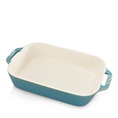 "Staub - Ceramic 10.5"" x 7.5"" Rectangular Dish"