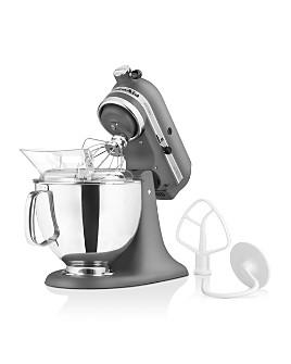 KitchenAid - Artisan 5-Quart Tilt-Head Stand Mixer #KSM150PSGR