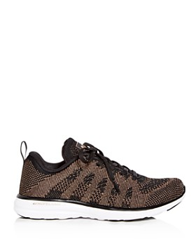 APL Athletic Propulsion Labs - Women's TechLoom Pro Knit Lace Up Sneakers