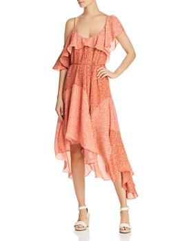 Joie - Hacinthia Asymmetric Silk Dress