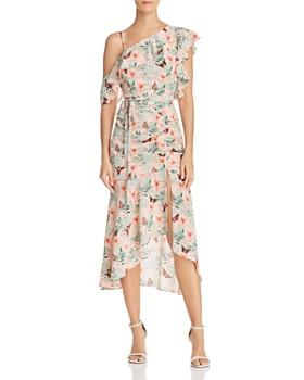 Joie - Jamima Asymmetric Silk Dress