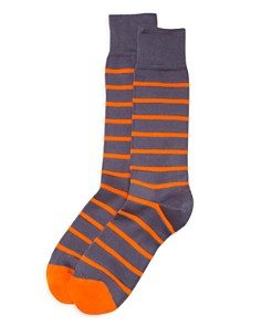 Paul Smith Neon Stripe Socks - Bloomingdale's_0