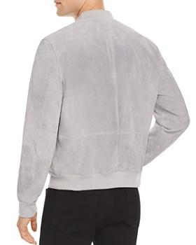 BLANKNYC - Suede Bomber Jacket