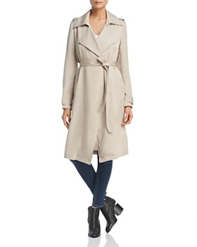 Bagatelle - Drapey Trench Coat