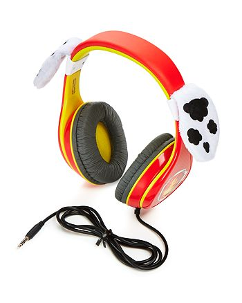 Kiddesigns X Nickelodeon Paw Patrol C Marshall Headphones Ages 3