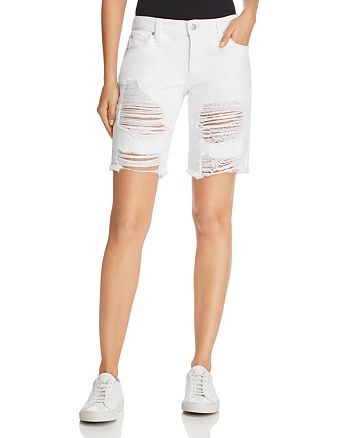 Joe's Jeans - Bermuda Denim Shorts in Sonora