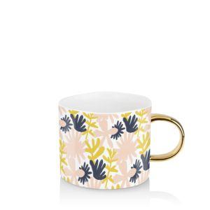 Fringe Pas Bold Floral Desert Mug