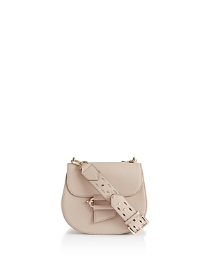 Reiss Maltby Leather Crossbody