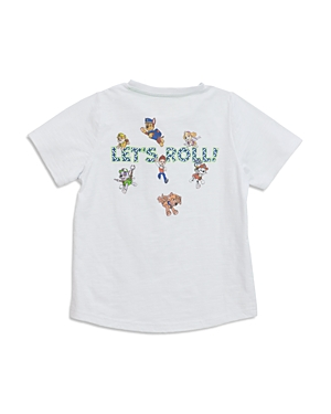 Sovereign Code x Nickelodeon Boys Paw Patrol Lets Roll Graphic Tee Little Kid  100 Exclusive