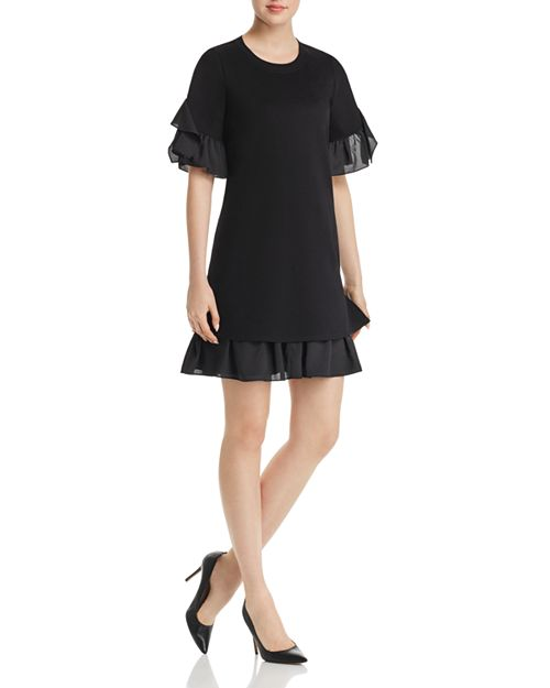 Kobi Halperin - Savina Ruffle-Trim Dress
